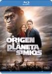 El Origen Del Planeta De Los Simios (Blu-Ray)