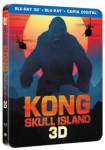 Kong : La Isla Calavera (Blu-Ray 3D + Blu-Ray + Copia Digital) (Ed. Metálica)