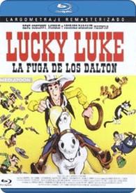 Lucky Luke : La Fuga De Los Dalton (Blu-Ray)