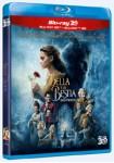 La Bella Y La Bestia (2017) (Blu-Ray 3d + Blu-Ray)