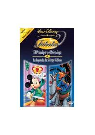 Fábulas Disney Vol-1: El Príncipe y el Mendigo & La Leyenda de Sleepy Hollow