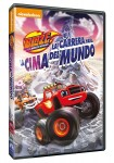 Blaze Y Los Monster Machines : La Carrera Hasta La Cima Del Mundo