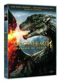 Dragonheart 4 : Corazón De Fuego
