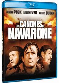 Los Cañones De Navarone (Blu-Ray) (Ed. 2017)