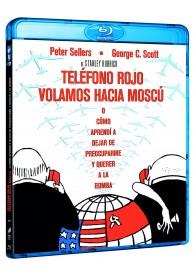 Teléfono Rojo, Volamos Hacia Moscú (Blu-Ray) (Ed. 2017)