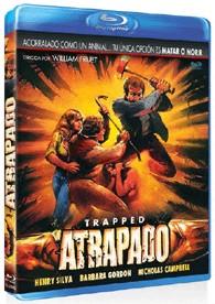 Atrapado (Blu-Ray)