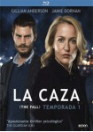 La Caza (The Fall) - 1ª Temporada (Blu-Ray)