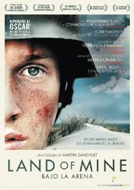 Land Of Mine (Bajo La Arena) (Blu-Ray)