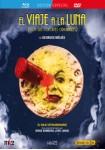 El Viaje A La Luna + El Viaje Extraordinario (Blu-Ray + Dvd)