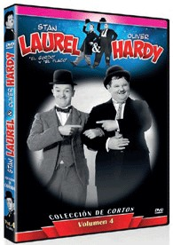 Stan Laurel & Oliver Hardy - Vol. 4