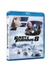 Fast & Furious 8 (A todo gas 8) (Blu-Ray)