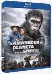 El Amanecer Del Planeta De Los Simios (Blu-Ray)
