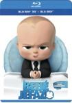El Bebé Jefazo (Blu-Ray 3d + Blu-Ray)