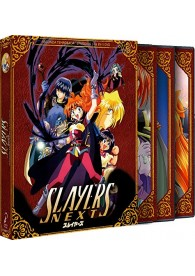 Slayers : Next - Box 2 (Blu-Ray) (Ed. Coleccionista)