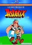 Asterix Las Doce Pruebas De Astérix (Blu-Ray)