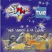 Los Lunnis: Nos vamos a la cama (CD)