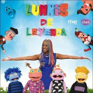 Lunnis de leyenda, Vol.1 (CD+DVD)