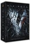Pack Vikingos - 1ª a 4ª Temporada (Blu-Ray)