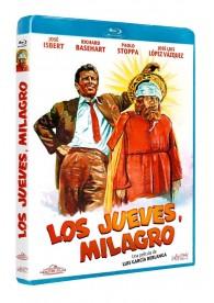 Los Jueves Milagro (Blu-Ray)