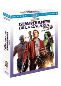 Guardianes De La Galaxia + Guardianes De La Galaxia - Vol. 2 (Blu-Ray)