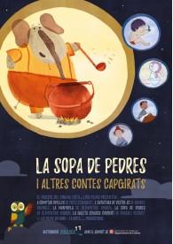 La Sopa de Pedres i altres contes capgirats (La sopa de piedras y otros cuentos del revés)