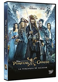Piratas Del Caribe 5 : La Venganza De Salazar