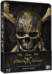 Piratas Del Caribe : La Venganza De Salazar (Blu-Ray 3d + Blu-Ray) (Ed. Metálica)