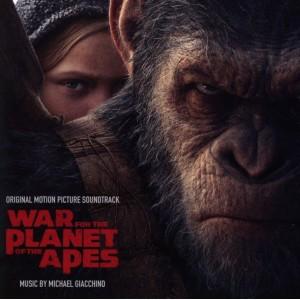 B.S.O War For The Planet Of The Apes (La Guerra Del Planeta De Los Simios) CD