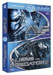 Alien Vs. Predator + Aliens Vs. Predator 2 (Blu-Ray)