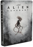 Alien : Covenant (Blu-Ray) (Ed. Metálica)