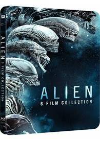 Aliens Boxset (Blu-Ray) (Ed. Metálica)