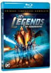 Dc Legends Of Tomorrow : 1ª Temporada (Blu-Ray)
