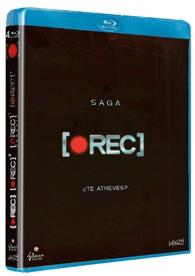 Rec - Cuatrilogía (Blu-Ray)