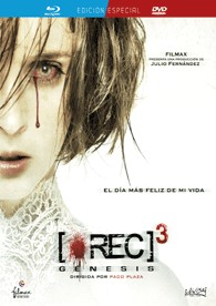 Rec 3 : Génesis (Blu-Ray + Dvd)