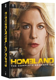 Homeland - 1ª A 6ª Temporada
