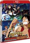 One Piece - El Gran Soldado Mecánico Del Castillo Karakuri (Blu-Ray)