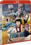 One Piece - Los Piratas Y La Princesa Del Desierto (Blu-Ray)