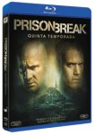 Prison Break - 5ª Temporada (Blu-Ray)