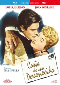 Carta De Una Desconocida (Blu-Ray + Dvd)
