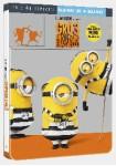Gru 3 : Mi Villano Favorito (Blu-Ray 3d + Blu-Ray) (Ed. Metálica)