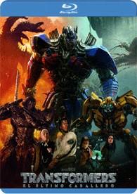 Transformers 5 : El Último Caballero (Blu-Ray)