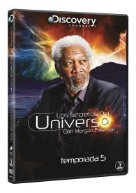 Discovery Channel : Secretos Del Universo Con Morgan Freeman (5ª Temporada)