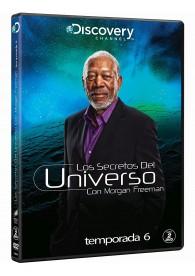 Discovery Channel : Secretos Del Universo Con Morgan Freeman (6ª Temporada)