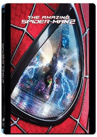 The Amazing Spider-Man 2 (Blu-Ray) (Ed. Metálica)