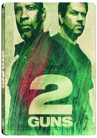 2 Guns (Blu-Ray) (Ed. Metálica)