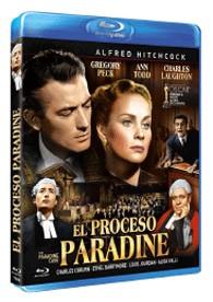 El Proceso Paradine (Blu-Ray)