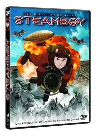 Steamboy (Ed. 2017)