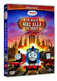 Thomas Y Sus Amigos - Un Viaje Más Allá De Sodor