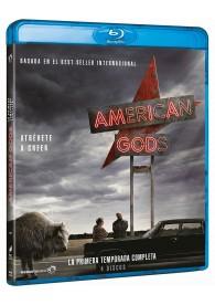 American Gods - 1ª Temporada (Blu-Ray)