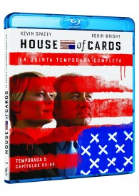 House Of Cards - 5ª Temporada (Blu-Ray)
